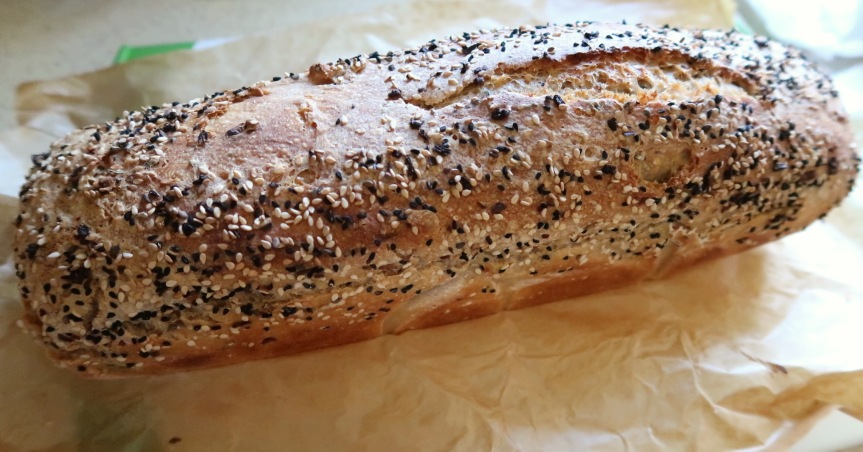 Domowy chleb nazakwasie