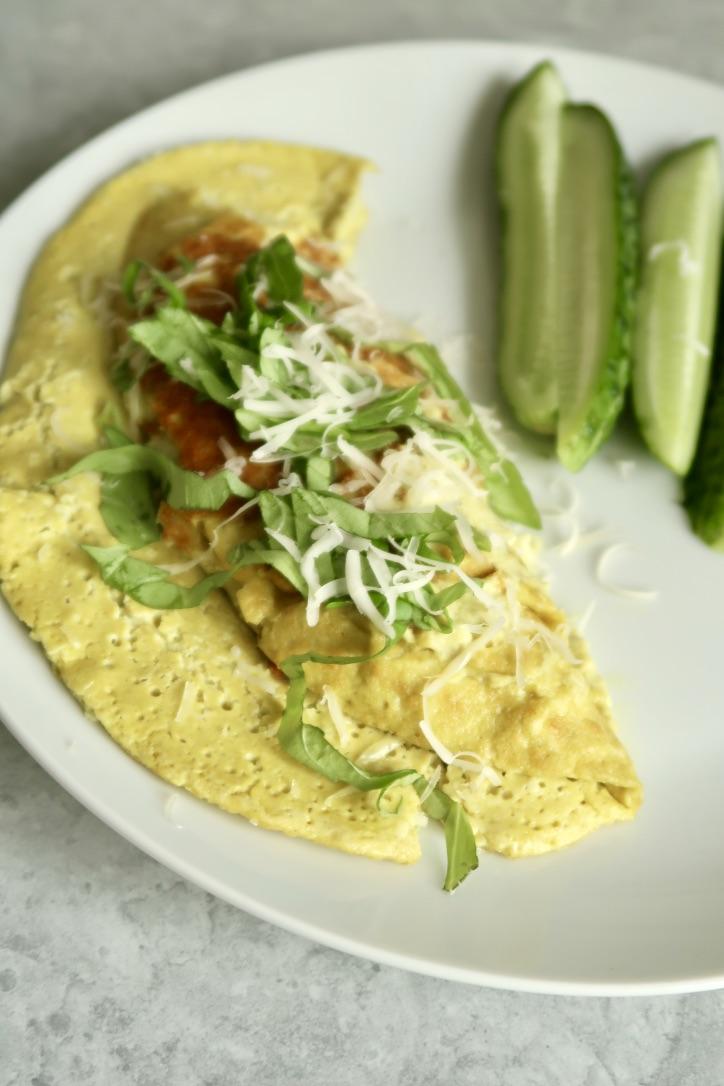 omlet-z-tofu