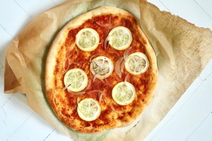 Jak prosto zrobić dobrą pizzę:Verdura
