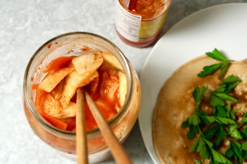 Proste domowe kimchi